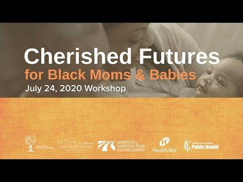 State Sen. Holly Mitchell, MLK CEO Joined Cherished Futures for Black Moms & Babies Workshop for Deep Dive Discussion on Birth Inequities in Los Angeles